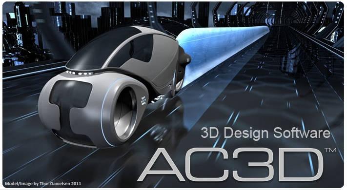 Inivis Ac3d 7 Portable Free Download Software Crack